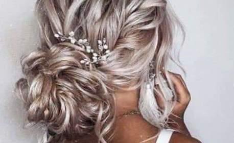 Vpechatli Vsichki Za Praznika Oficialna Pricheska S Plitki Plyus Profesionalen Grim Ot Beauty Studio Faces Grabo Mobile