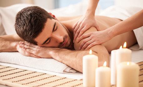 Дълбокотъканен масаж - частичен или на цяло тяло, с възможност за рефлексотерапия на ходила и длани