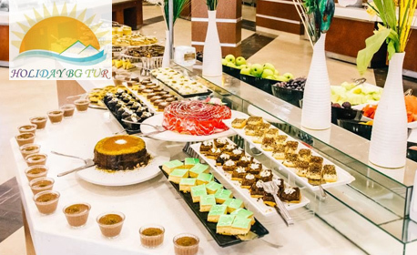 Майски празници в Бодрум! 4 или 5 нощувки на база Ultra All Inclusive в Grand Park Bodrum Hotel*****