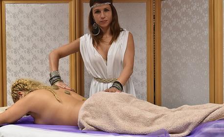 Класически масаж на цяло тяло, плюс рефлексотерапия на ходила