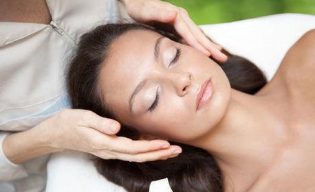 Anti-age терапия или масаж на лице - без или със криотерапия с ампула