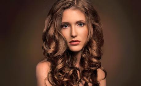 Масажно измиване на коса и оформяне - със сешоар или маша