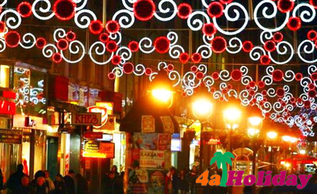 За Нова година в Белград! 3 нощувки със закуски в Хотел Balasevic Beograd