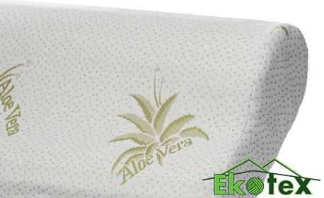 2 броя анатомични възглавници Sleepmode Aloe Vera Deep Relax