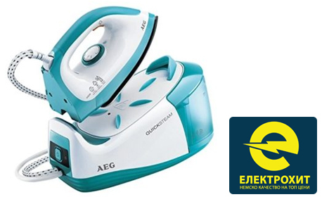 Парогенератор AEG QuickSteam DBS 3340, 2350W