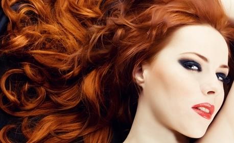 Измиване на коса, плюс маска и подстригване или прическа по избор