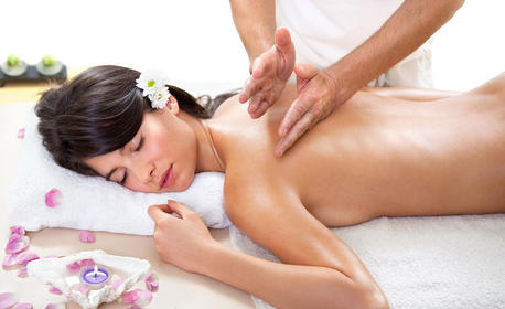 30 минути релаксиращ масаж на кръст, гръб и врат - от незрящ масажист