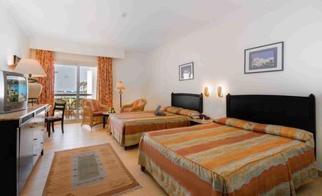 Нова година в Хургада! 7 нощувки на база All Inclusive в Хотел Grand Seas Hostmark 4*, плюс самолетен транспорт