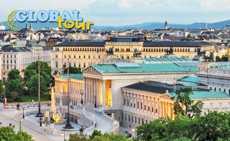 Екскурзия до Будапеща и Виена през Април или Септември! 3 нощувки със закуски, плюс транспорт