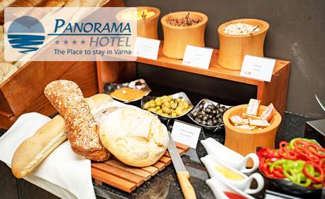 Във Варна за 3 Март! 2 нощувки със закуски за двама, плюс сауна