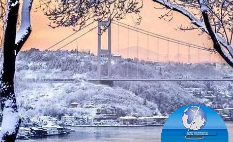 Зимна приказка в Истанбул 2020! Екскурзия с 2 нощувки със закуски, с транспорт и посещение на Одрин