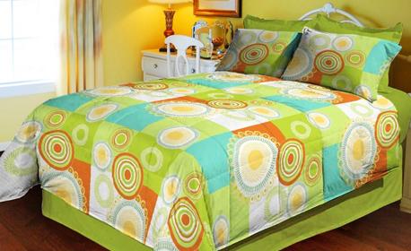 Спален комплект - размер и десен по избор