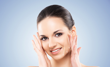 3 процедури безиглена мезотерапия на лице с кислороден гел, плюс криотерапия