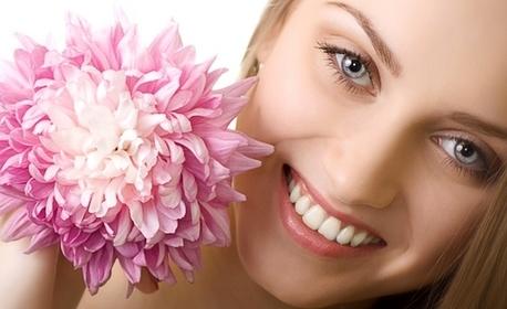 Anti-age терапия на лице с фитостволови клетки