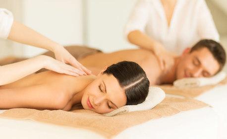 50 минути здраве и релакс! Китайски лечебен масаж на гръб