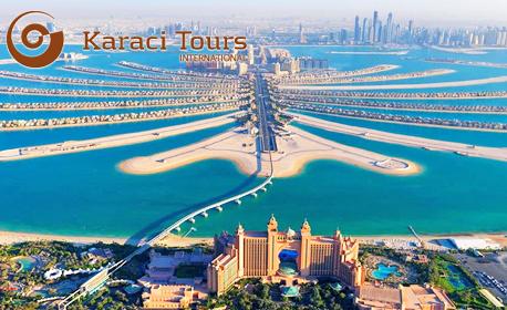Опознай Дубай по случай Празника на жената! 5 нощувки със закуски, плюс самолетен транспорт и обзорна обиколка