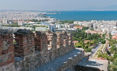 Уикенд в Солун! Нощувка със закуска, плюс транспорт
