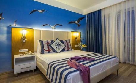 Ранни записвания за почивка в Анталия! 7 нощувки на база Ultra All Inclusive в хотел Eftalia Marin***** край Алания