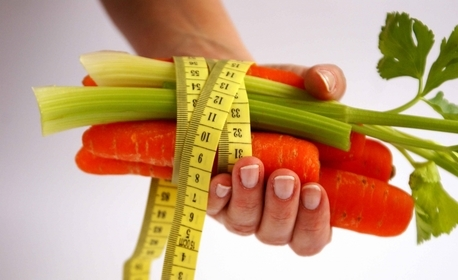 Изготвяне на хранителен режим, плюс биометрично измерване с везна Танита
