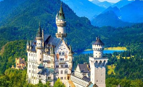 Екскурзия до Хърватия, Австрия и Германия през Август! 6 нощувки със закуски, плюс транспорт и възможност за Баварските замъци