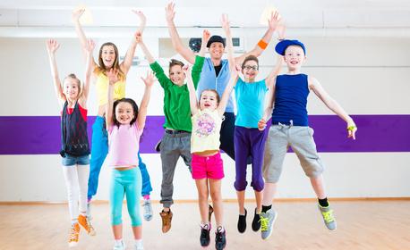 5 посещения на CrossFit за деца от 6 до 13г