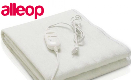 Електрическо одеяло Sapir със защита против прегряване