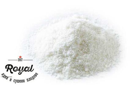 1кг фурми, сушени сливи или кокосови стърготини