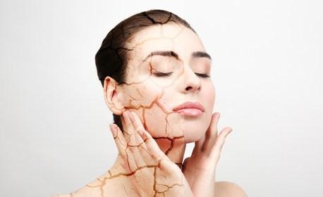 Безиглена мезотерапия на лице и околоочен контур с хиалурон - за суха, повяхнала кожа при възраст 35+, или за проблемна и мазна кожа