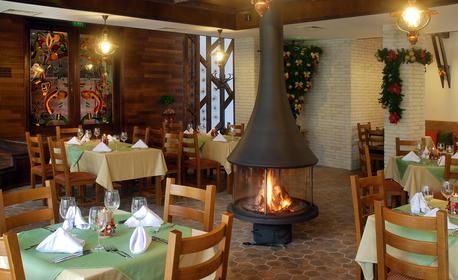 Почивка в Гората на самодивите! Нощувка със закуска, плюс релакс център - край с. Гроздьово, на 70км от Варна
