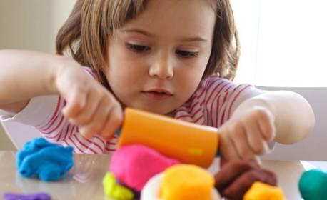 2 часа арт занимания за деца над 3г - 1, 5 или 10 посещения