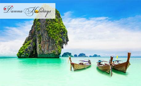 През Май до остров Пукет, Тайланд! 7 нощувки със закуски, плюс самолетен билет