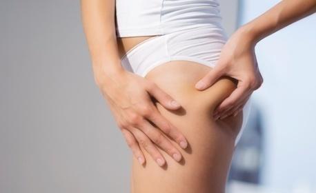 Антицелулитен масаж на бедра и седалище, мануален и с вакуум