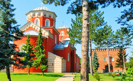8 Март в SPA курорта Върнячка баня и Кралево! Нощувка със закуска и празнична вечеря, плюс транспорт