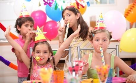 2 часа рожден ден за 10 деца - с творческо занимание, аниматор, украса и кетъринг