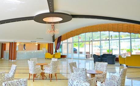Морска почивка в Йоздере! 5 нощувки на база 24 часа All Inclusive в Хотел Notion Kesre Beach Hotel & Spa****