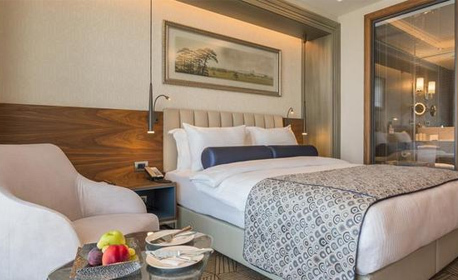 За Фестивала на лалето в Истанбул! 2 нощувки със закуски, плюс транспорт, ползване на басейн и сауна и посещение на Принцовите острови