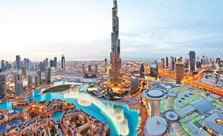 Екскурзия до Дубай през Март! 4 нощувки със закуски и вечери, плюс самолетен билет, круиз и сафари
