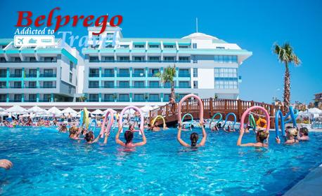 Петзвездна почивка в Анталия! 7 нощувки на база Ultra All Inclusive в Хотел Sensitive Premium Resort & SPA***** в Белек