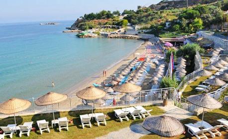 Петзвездна почивка в Кушадасъ! 7 нощувки на база Ultra All Inclusive в Хотел Otium Sealight Resort*****