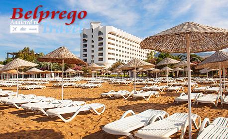 Морска почивка край Кушадасъ! 7 нощувки на база All Inclusivе в Ladonia Hotels Kesre**** в Йоздере