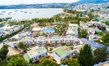 Морска почивка в Бодрум! 5 нощувки на база All Inclusive в Anadolu Hotel Bodrum**** - на 50м от морския бряг