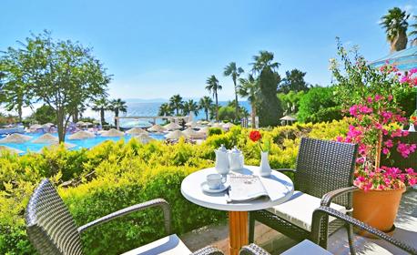 Почивка в Кушадасъ! 5 нощувки на база All Inclusive в хотел Grand Blue Sky****