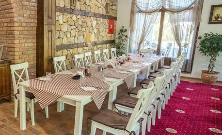 За 8 Март в Пирот! Нощувка със закуска в хотел 4*, празнична вечеря с музика на живо и SPA - със или без транспорт