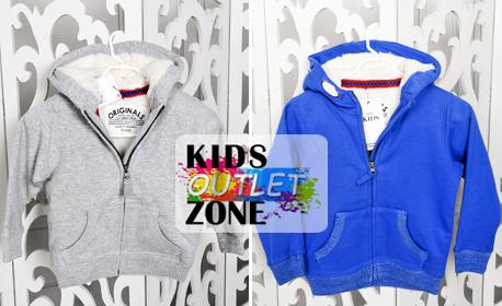 Детски суитшърт Marks & Spencer - цвят и размер по избор