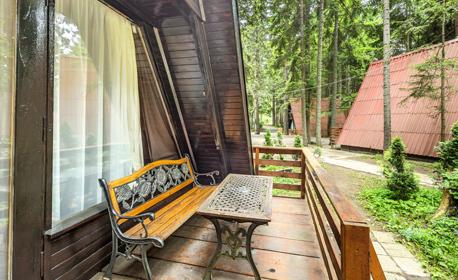 Лято в Боровец! 3 нощувки за петима, плюс басейн