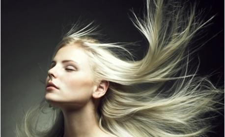За красива коса! Трайно изправяне