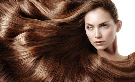 Красива коса! Боядисване или терапия със стволови клетки, плюс изправяне със сешоар