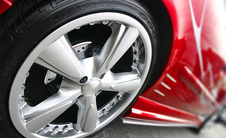 Смяна на 2 или 4 гуми на лек автомобил