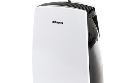 Компресорен влаголагоабсорбатор Dimplex за помещение над 15кв.м