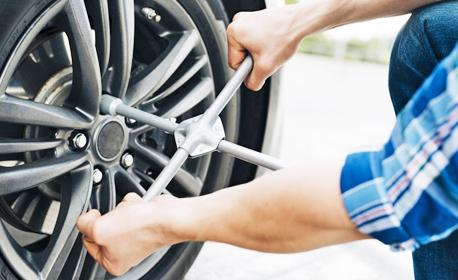 Демонтаж, монтаж и баланс на 2 или 4 броя гуми